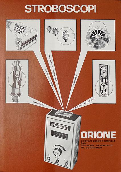 BBE Geschichte Movistrob Poster